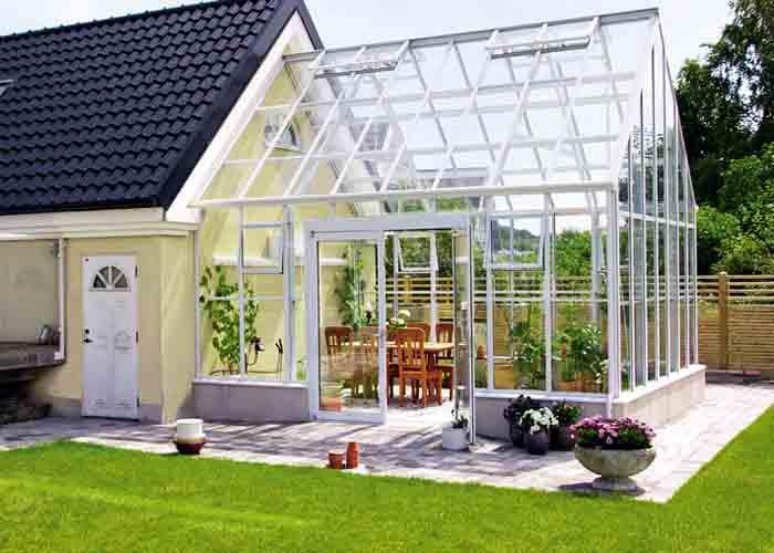 Garden & Greenhouse växthusmodeller