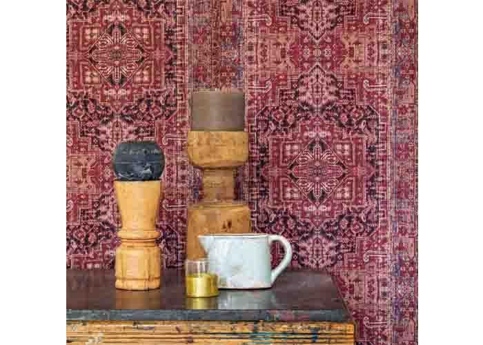 Tapetkollektionen Soho från Midbec