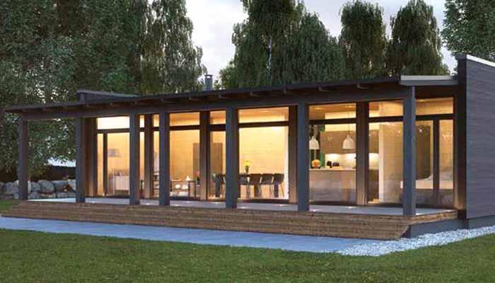 Glass House från Kontio