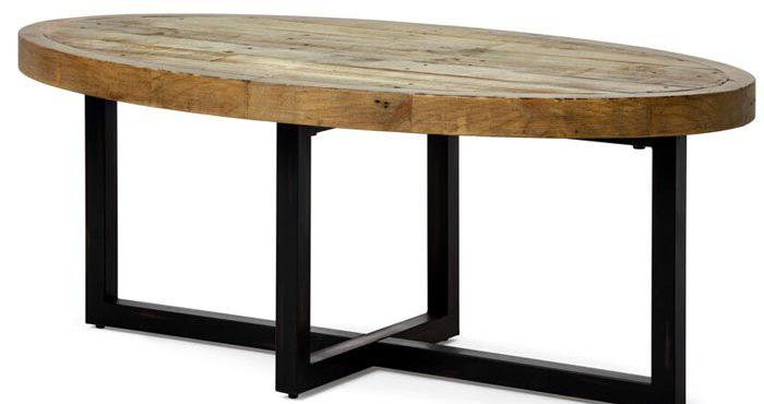 Soffbordet Woodenforge från Mio