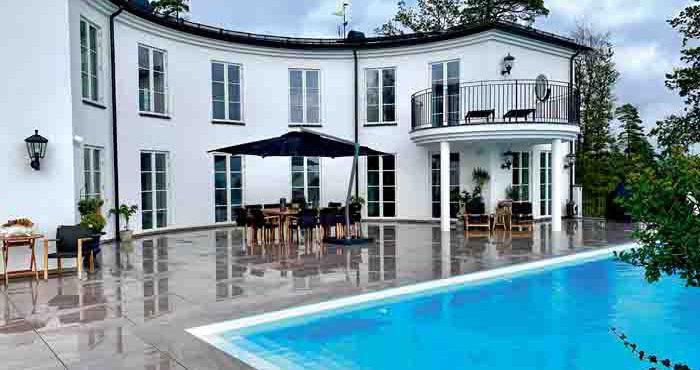 Villa Victoria från Ross