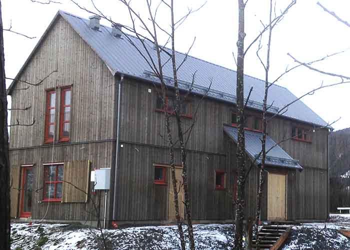 Stugun från Arvesund