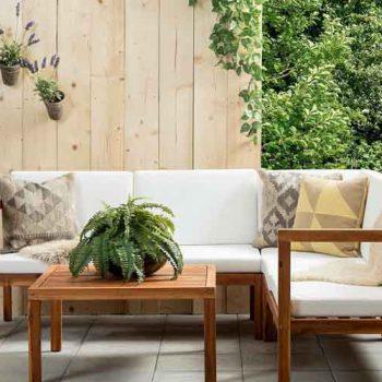 Loungegruppen Clemens från Furniturebox