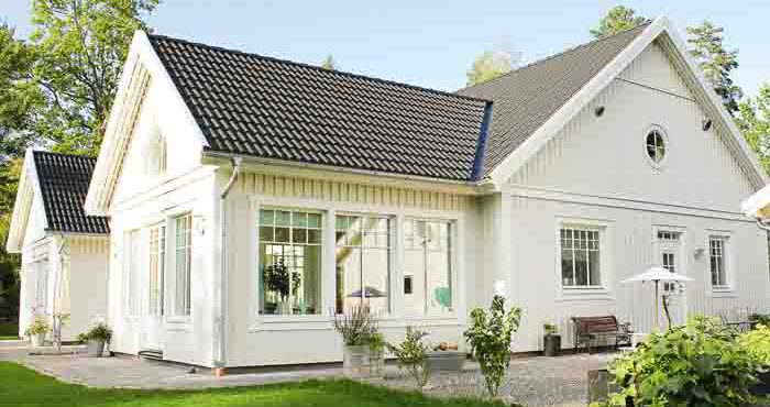 Villa Varms teoretiska energiberäkning