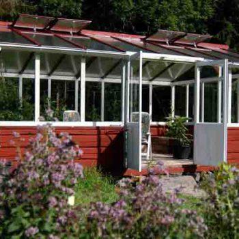 Växthusen från Glasbackens Snickeri