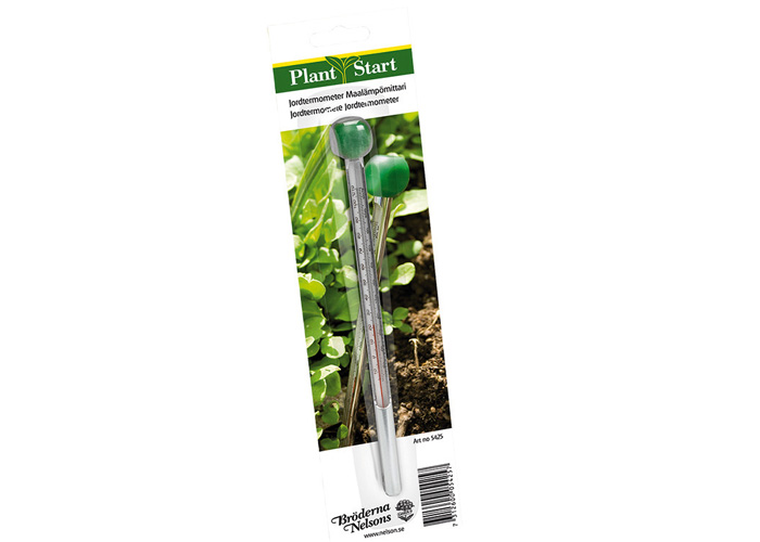 Plantstart jordtermometer hos Wexthuset