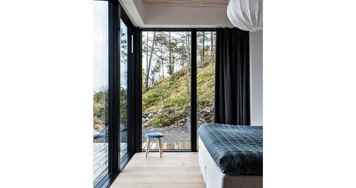 Fönster ger huset karaktär