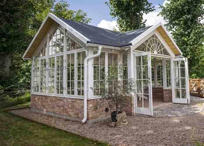 Uterum eller vinterträdgård