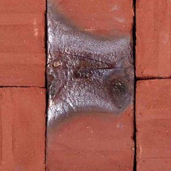 Trädgårdstegel från Qvesarum Byggnadsvård