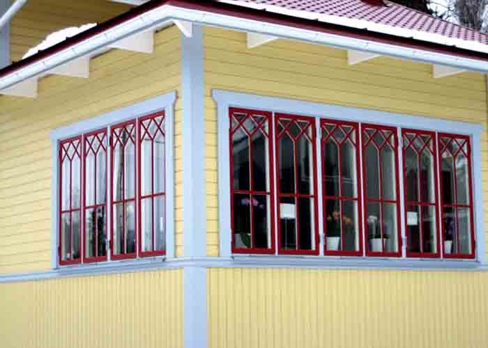 Renovering från Allmogefönster