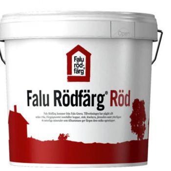 Falu Rödfärg är inte