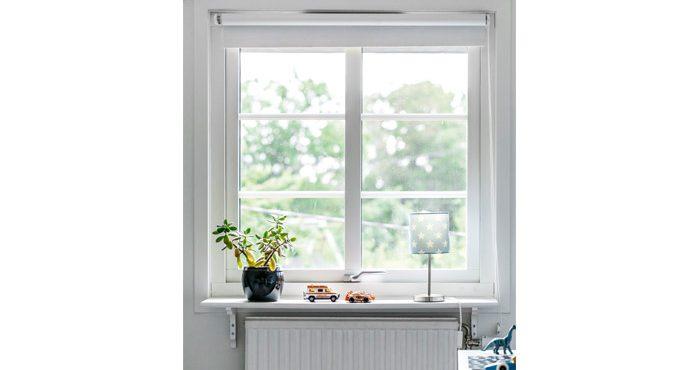 Treglasfönster från Elitfönster