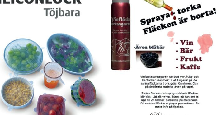 Vinfläcksborttagaren från Rajtofsweden